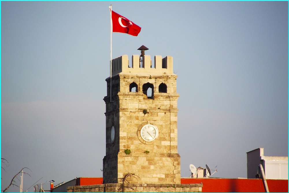 Zeitverschiebung Türkei