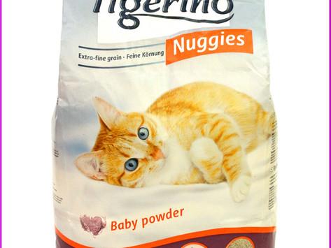 Tigerino Nuggies mit Babypuder-Duft