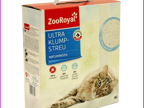 Zooroyal Ultra Klumpstreu