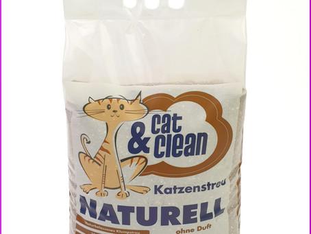 Cat & Clean Naturell