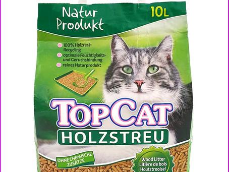 TopCat Holzstreu