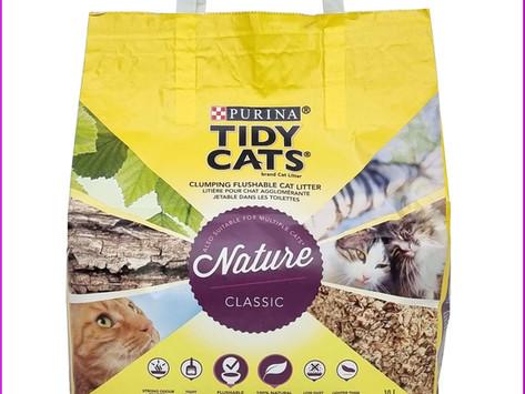 Purina Tidy Cats Nature
