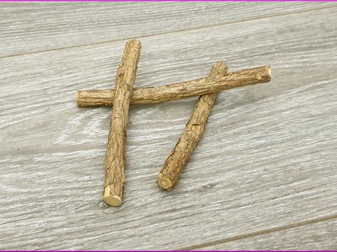 Matatabi- Sticks (Katzenminze)