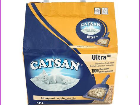 Catsan Ultra Klumpstreu