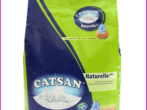 Catsan Naturelle