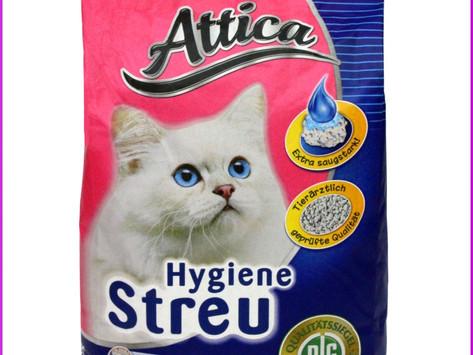 Attica Hygiene-Streu