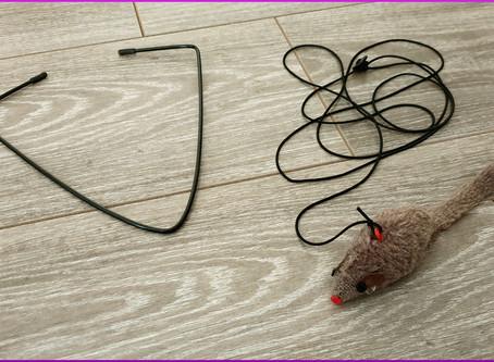 Maus für den Türrahmen