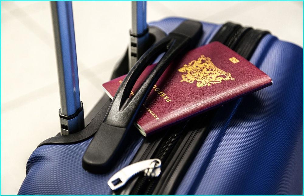 Türkei Urlaub Reisepass