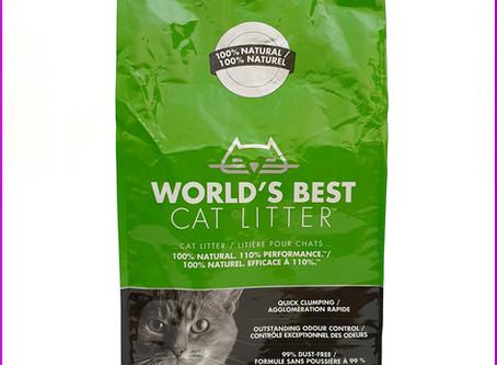 World´s Best Cat Litter