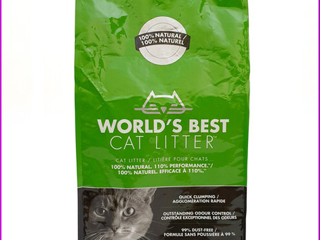 World´s Best Cat Litter