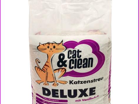 Cat&Clean Deluxe mit Vanilleduft