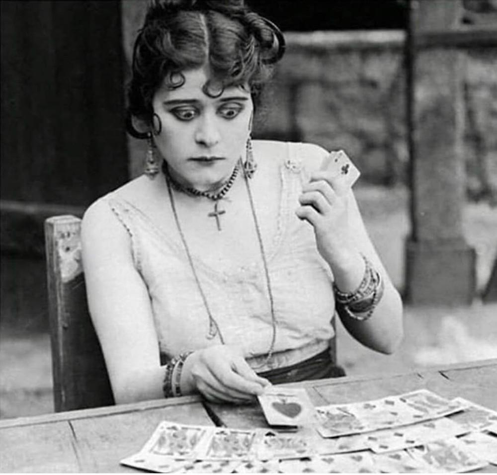Vintage Tarot