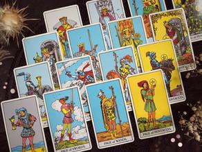 Apprendre Le Tarot ~ Leçon #3: Se familiariser avec les ARCANES