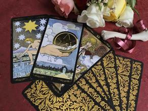 Apprendre Le Tarot ~ Leçon #5: Tirage en 3 Cartes