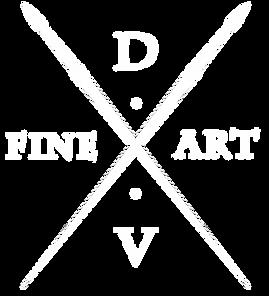 Delphyne V, fine art, logo