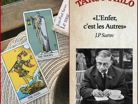 Tarot Philo #1: Les autres, La Reconnaissance - Sartre, Hegel