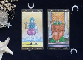 Apprendre le Tarot - Leçon #8 : Combinaisons de Cartes