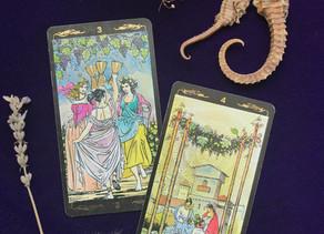 Les 5 Langages de l' Amour - Thé & Tarot #3