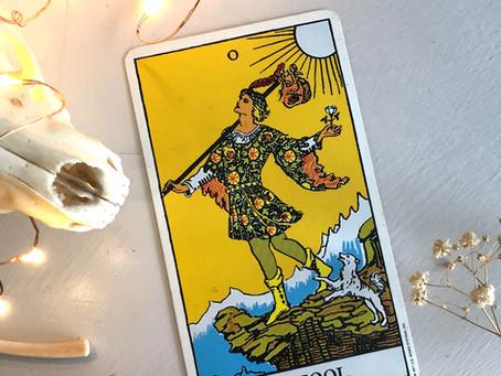Apprendre le Tarot: Les Symboles - le Fou, le Magicien, La Grande Prêtresse