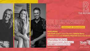 LIVE event: The Refinery talks Creative Branding