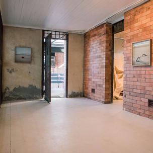 Liminal States, 2021, work by Bridie Gillman and Sharna Barker. Photo by Cooper Brady.