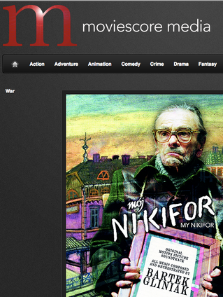 'My Nikifor' - the soundtrack available on Moviescore Media