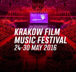 SEE YOU AT KRAKOW FILM MUSIC FESTIVAL !