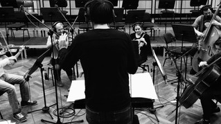 """Bogdan's Journey"" - recording session"