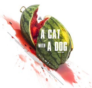 """A Cat with a Dog"" dir. J. Kondratiuk"