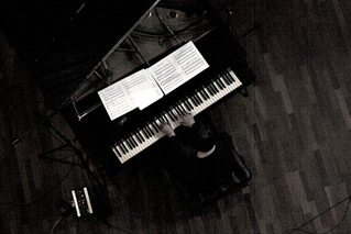 """Recording session for the film """"Father"""" by Hanna Västinsalo"""