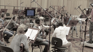 """""""Erlprince"""" (oryg. """"Krolewicz Olch"""") - recording session"""