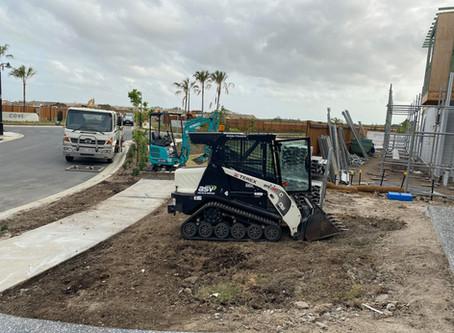 Site Clean Ups