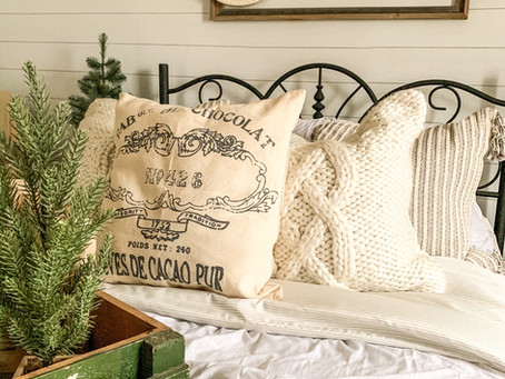 Cozy Chunky Sweater Pillows
