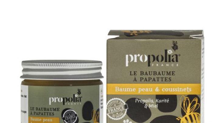 Baume peau & coussinets - Propolia