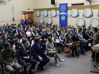 Региональный этап чтений имени В.И. Вернадского в Новосибирске состоялся!