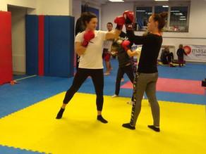Kickboxing za jačanje samopouzdanja mladih i maloljetnih majki