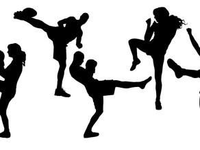 Dobrobiti kickboxinga za žene.... ali i muškarce 😊 ne radimo rodnu razliku