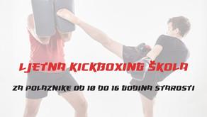 Ljetna kickboxing škola