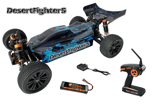 DF DESERT FIGHTER 4 BRUSHED BUGGY RTR 1/10 4WD