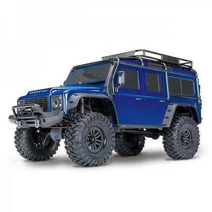 82056-4BL TRAXXAS CRAWLER LAND ROVER 1:10 4WD RTR EP BLU