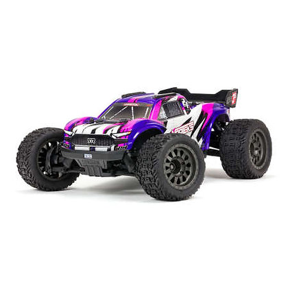 ARA4305V3T2 ST.TRUCK VORTEX BLX 1:10 4WD EP RTR VIOLA