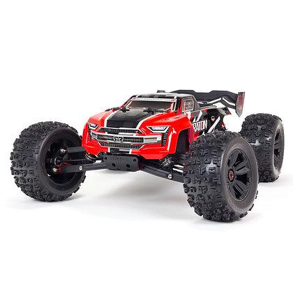 ARA8608V5T1 M.TRUCK KRATON BLX6S 1:8 4WD EP RTR ROSSO