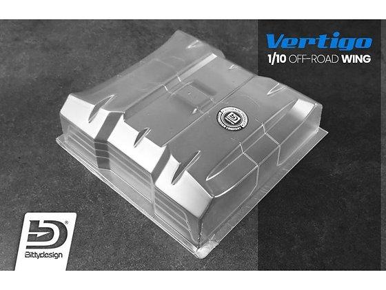 BDW10-VRT VERTIGO ALETTONE 1mm 1/10BUGGY  (2 pezzi)
