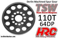 HRC764110LW CORONA 64DP 110T LOW FRICTION DERLIN