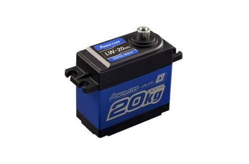 LW-20MG Servo  20,0 kg / 0,16 sec. 6V Digitale / Standard / WP