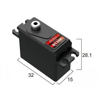 D135F SERVO DIGITALE 6.0V 7.00Kg 0.14sec 1/14