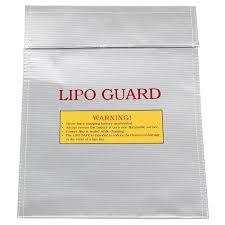LIPO SAFE BAG 225x180mm