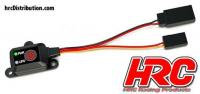 HRC INTERRUTTORE PRO RACING On/Off LIPO