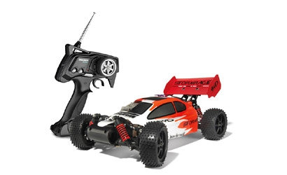 SCOCCA STORMRACER 2WD 1/10  BUGGY CARSON