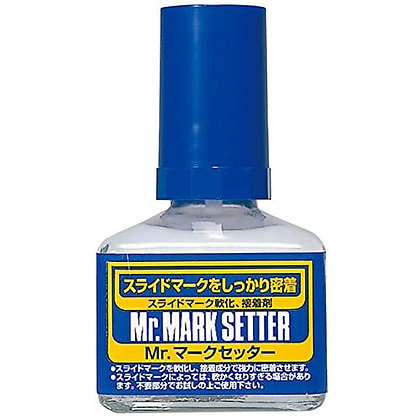 GU.MS232 MR.MARK SETTER FISSATORE DI DECALCOMANIE 40ML